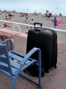 Nizzan rannalla