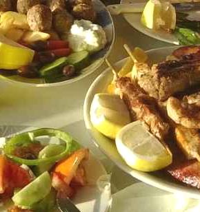 ravintola Paleohora