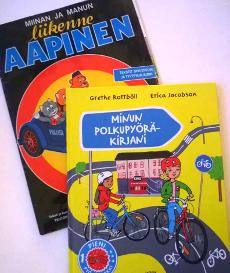 Miinan ja Manun liikenneaapinen ja Minun polkupyöräkirjani