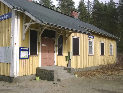 Käytöstä poistettu juna-asema