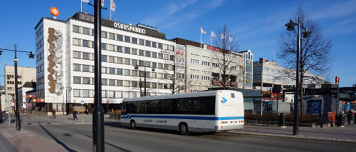 Kuopion joukkoliikenne