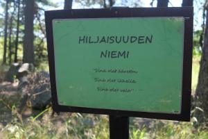 Mustasaari Luontopolku