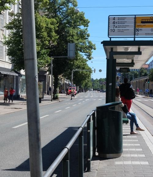 Mannerheimintie Helsinki