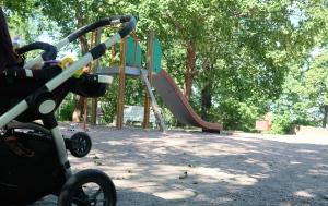 Samppalinnan leikkipuisto Turku