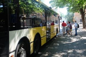 Aurakatu Föli bussi