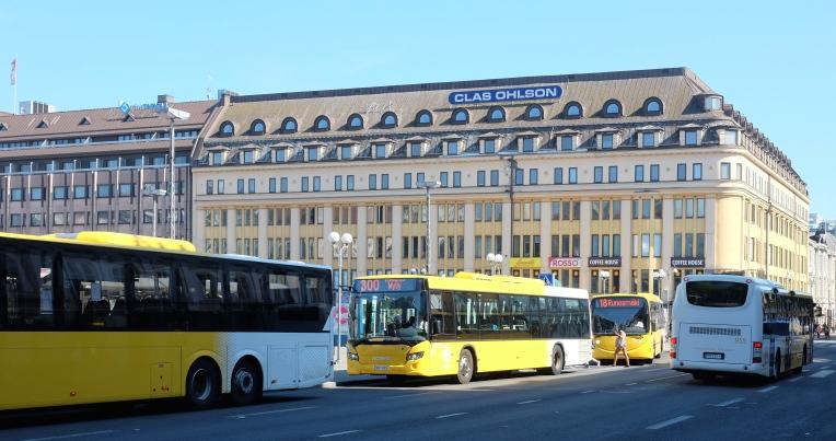 Föli bussi Turku