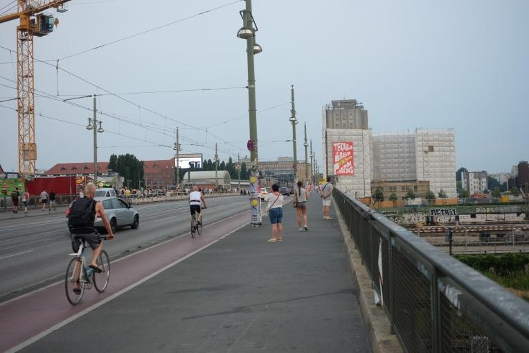 Berliinin liikenne Maas